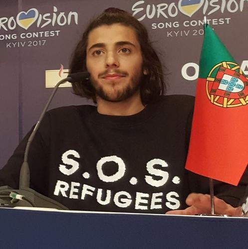 Salvador Sobral  Bo